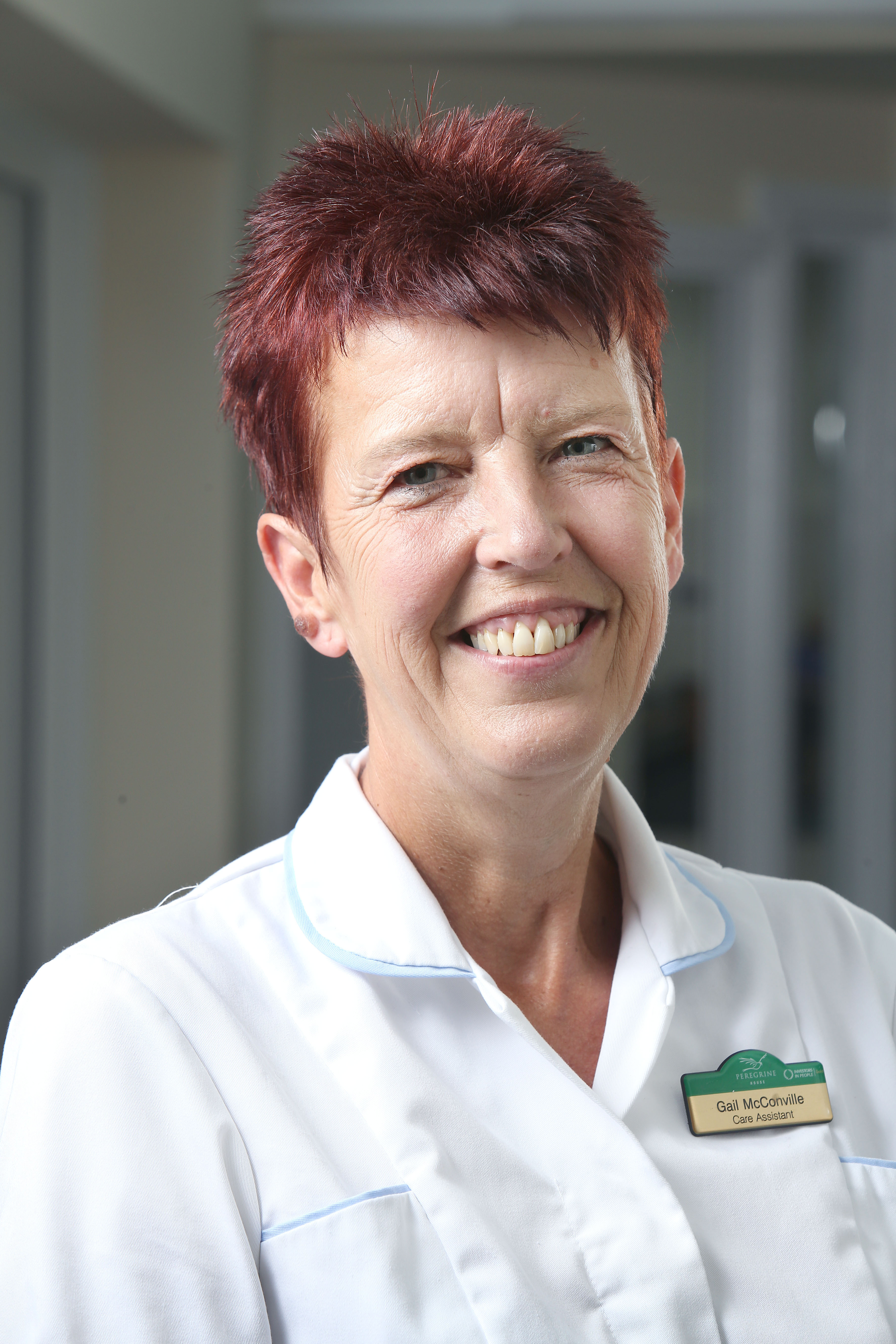 Gail McConville, Care Assistant