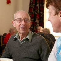 Meals at Peregrine House